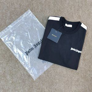 Palm Angels New And Never Worn Black Tshirt